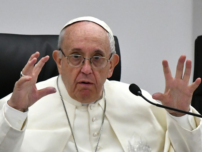 Pope Francis Has This To Say About The Forceful Separation Of Migrant Children 1