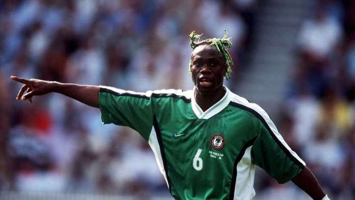 A Legend Forever! Nigerian Football Federation Celebrates Former Super Eagles Defender, Taribo West On His 44th Birthday 1