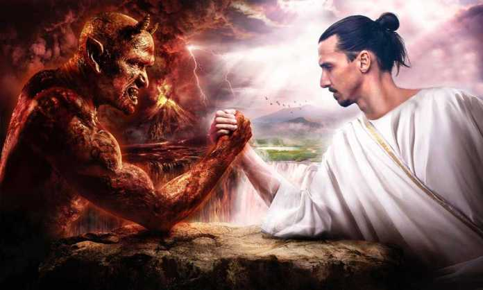 """""""Great Things Also Come To An End""""...Zlatan Ibrahimovic Leaves Manchester United, Set To Join LA Galaxy 1"""