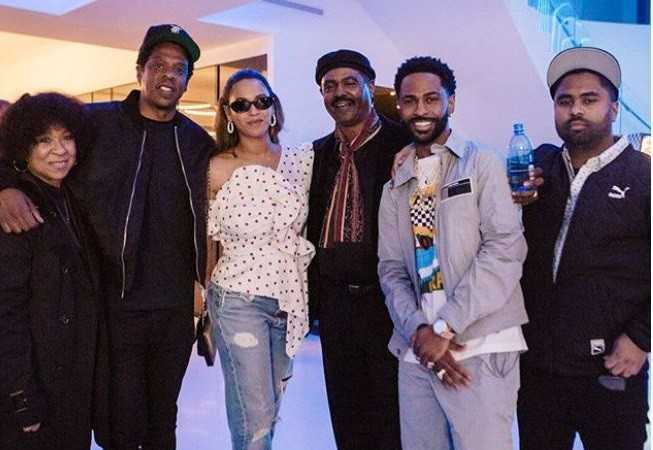 Jay-Z, Beyonce Turn Up For Rapper Big Sean's 30th Birthday Party (Photos) 2