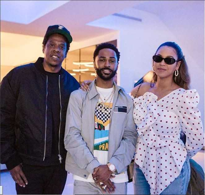 Jay-Z, Beyonce Turn Up For Rapper Big Sean's 30th Birthday Party (Photos) 3