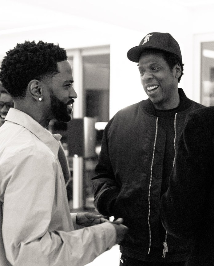 The Insider: Jay-Z, Beyonce And Other Celebrities At Big Sean's 30th Birthday Party 2