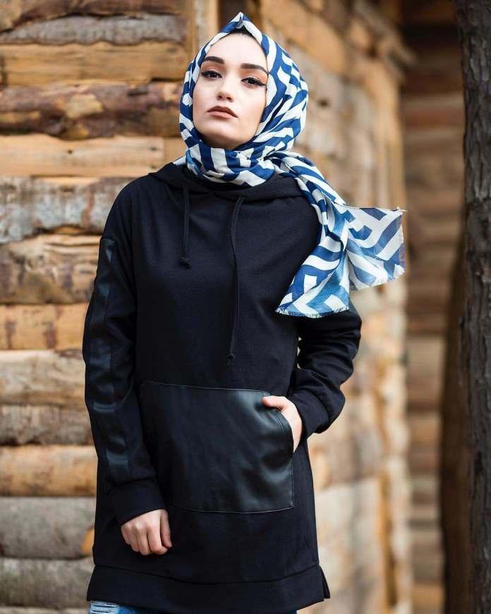 Muslimah Style: Busra Guney's Classy Style Makes Modesty Lovable 1