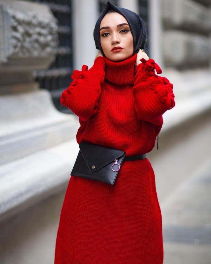 Muslimah Style: Busra Guney's Classy Style Makes Modesty Lovable 2