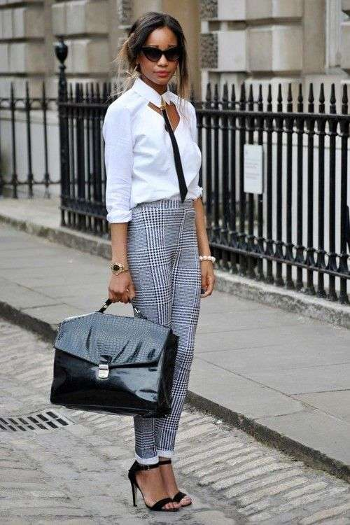 Fashion And Style: Outfit Ideas For A First Day On A Job 8