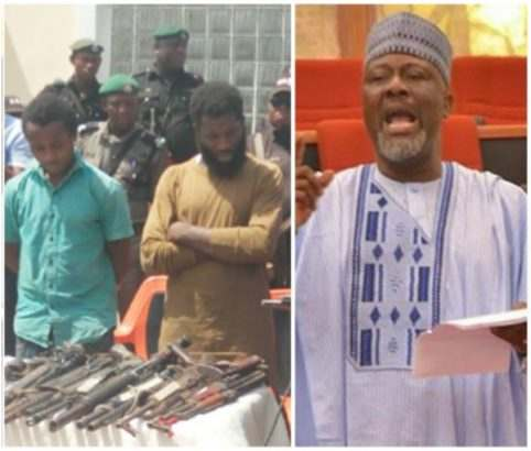 Dino Melaye: Police Re-Arrest 5 Out Of 6 Escaped Convicts 1