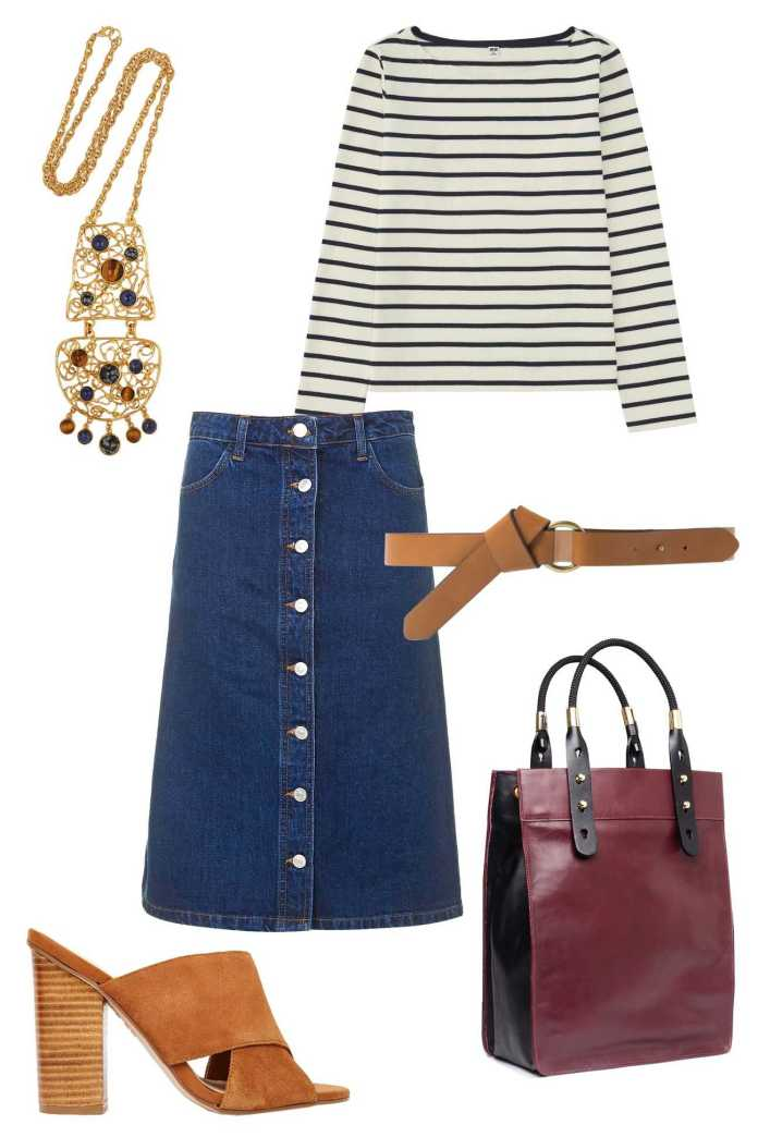 Fashion And Style: Outfit Ideas For A First Day On A Job 5