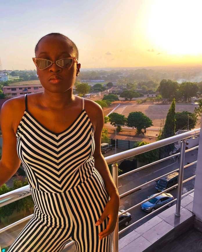 "Savage! ""Ghanaian Jollof Smells Like Perfume"" - Nigerian Girl In Ghana 1"
