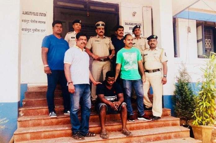 Nigerian Man, 31, Arrested For Drug Trafficking In India 2