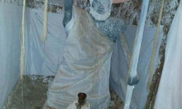 Bursted! Ritualist Den Found In Kwara State 1