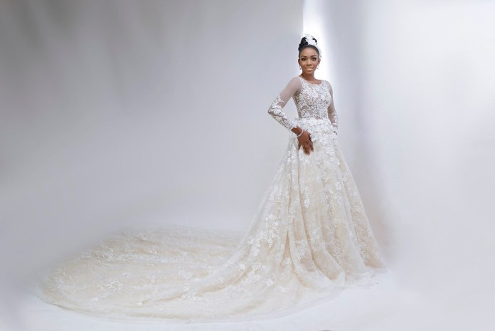 Trending! 5 Wedding Dresses That Would Be Perfect For Linda Ikeji's Iconic Body 4