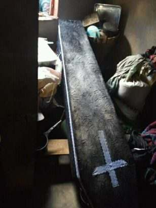 Mysterious Coffin Refuses To Enter The  Church For Burial In Zambia 2