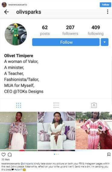 Nigerian Mom Finds Another Face On Her Body On Social Media 1