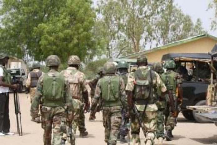 Mainok: Army Confirms Death Of Officer, 6 Soldiers