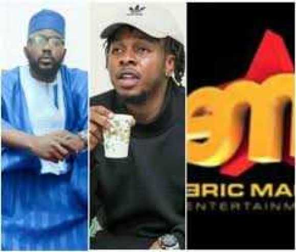 Stop Deceiving Your Fans - Eric Many's General Manager Cautions Runtown 2