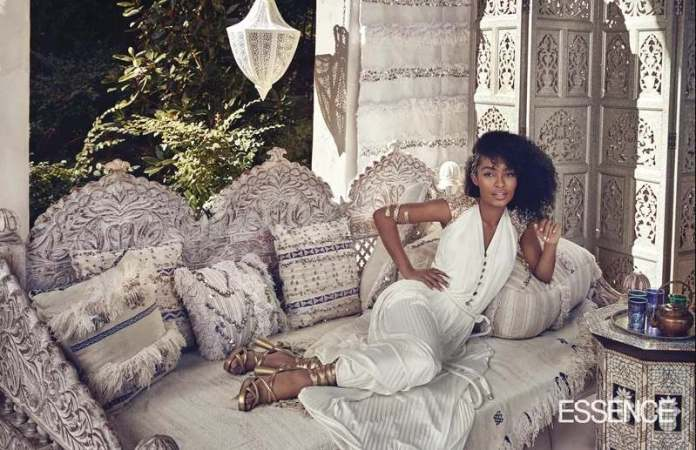 Young, Gifted And Grown-ish! Yara Shahidi Oozes Black Beauty As She Covers Essence Magazine Latest Issue 3