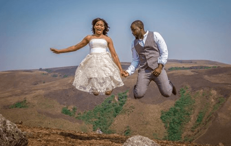 Donald Duke's Daughter Xerona And Fiance DJ Caise Release Stunning New Pre-Wedding Photos 1
