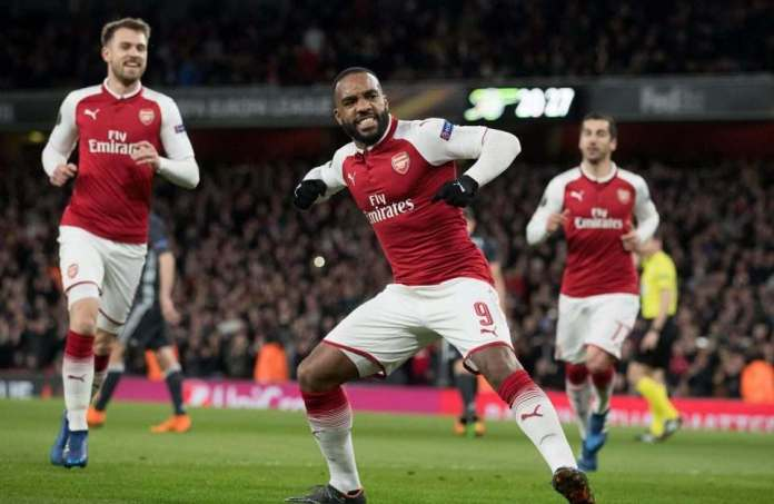 Arsenal 4 CSKA Moscow 1: Aaron Ramsey And Alexandre Lacazette Doubles Give Gunners Deserved Win 5
