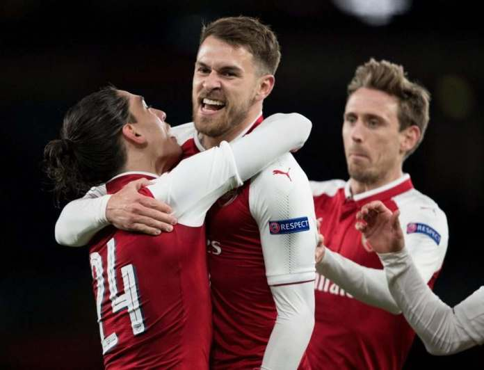 Arsenal 4 CSKA Moscow 1: Aaron Ramsey And Alexandre Lacazette Doubles Give Gunners Deserved Win 1