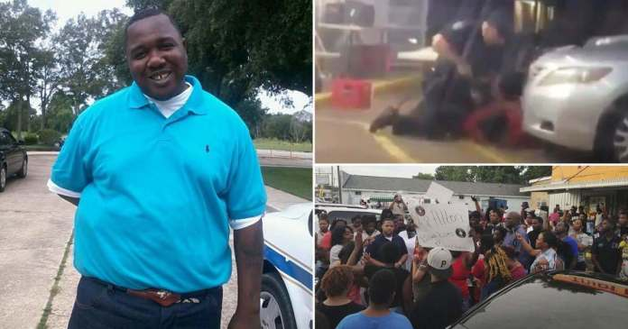 'Stupid A** Motherf***er'!' Police Officer Fired For Shooting Black Man While Standing Over His Lifeless Body 2