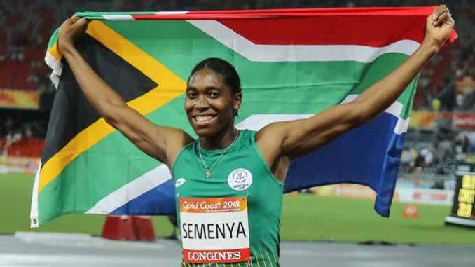 South Africa Olympic Champion, Caster Semenya, Wins Court Ruling - Cleared To Compete 3