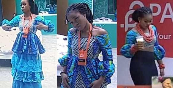 #BBNaija: Cee-Cee Reveals Her Biggest Regret In The Big Brother House 2