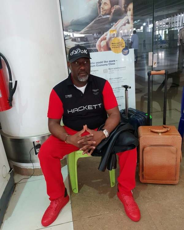 """""""I Have Been Denied Access To My Family Members"""" - Dino Melaye Cries Out On Twitter 1"""