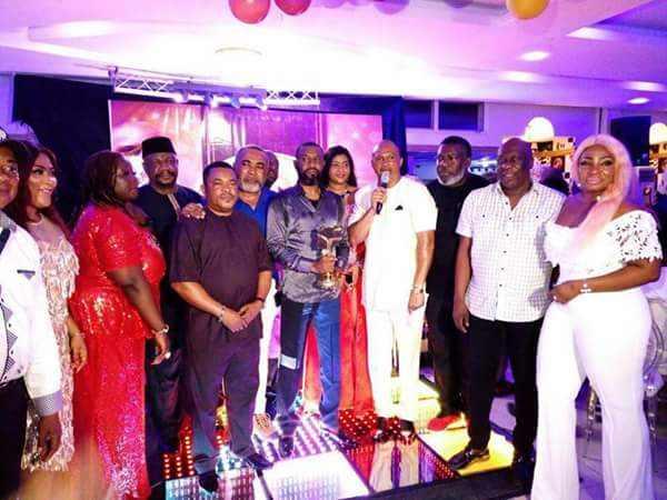 Davido Performs At Myke Ikoku's 50th Birthday Party In Owerri 3