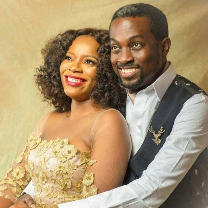 Together Forever! Nollywood Stars, Iyke And Florence Okechukwu Celebrate Their Fifth Wedding Anniversary 1