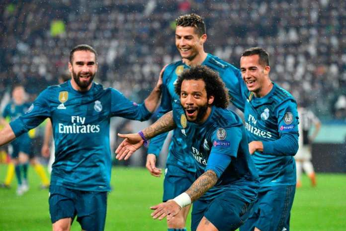 Juventus 0 Real Madrid 3: Cristiano Ronaldo Scores Amazing Bicycle Kick As Home Fans Give Standing Ovation After Rout 5