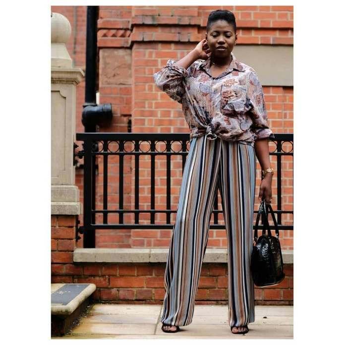 KOKOnista Of The Day: Christianah Adedigba Creates A Vivid And Bold Fashion Statement 1