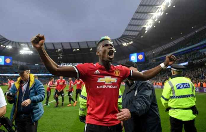 Manchester City 2 Manchester United 3: Paul Pogba's Brace And Chris Smalling Strike Seal Incredible Comeback For The Red Devils At The Etihad 2