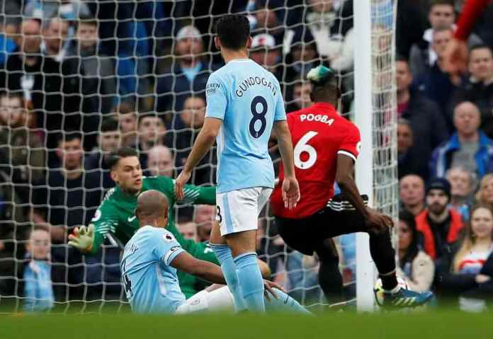 Manchester City 2 Manchester United 3: Paul Pogba's Brace And Chris Smalling Strike Seal Incredible Comeback For The Red Devils At The Etihad 5