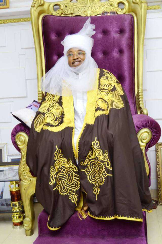 "Finally, Oluwo Of Iwoland Speaks On His ""Emir Of Yorubaland"" Title 1"