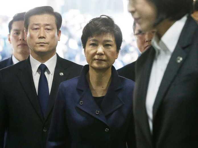 Breaking: Former South Korean President, Park Geun-Hye, Has Been Sentenced To 24-Years In Jail 2