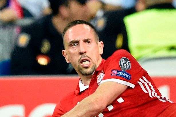 Franck Ribery Set To Leave Bayern Munich After A Successful 12-year Spell 1