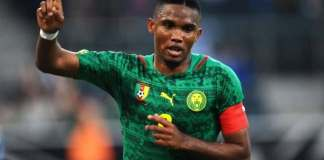 It's A Fact, I'm The Best African Player Ever - Samuel Eto'o