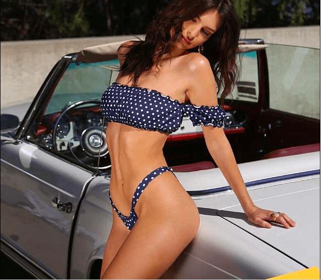 Sun, Sea And Swimwear : Emily Ratajkowski Poses Topless As She Launches Her Swimwear Line 2