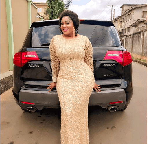 I Could Not Afford Baby Food For My Child- Actress Biodun Okeowo 1