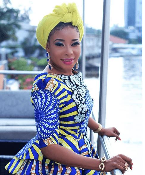 I Am Not Dating The Alaafin Of Oyo - Nollywood Actress Liz Anjorin 2