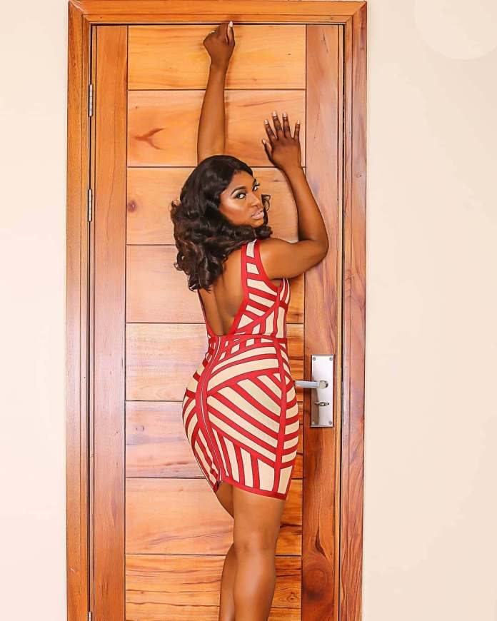 WCW: Sexy, Confident & Stylish! Meet Nollywood Actress, Ufuoma McDermott 4