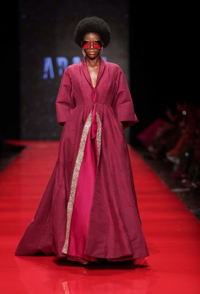 ARISE Fashion Week: Checkout Stunning Photos From The Runway - Day 1 13