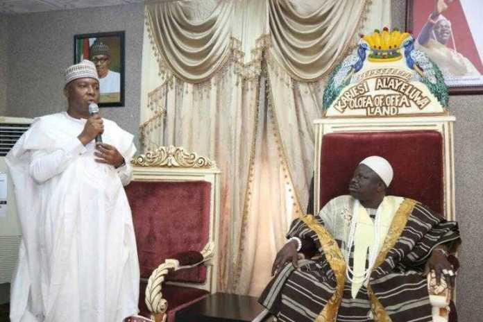 Senator Bukola Saraki Visits Kwara State Over Offa Robbery 3