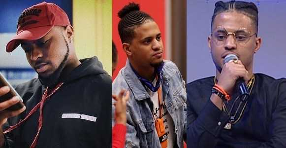 """I'm Sad""...Davido On Rico Swavey's Eviction From Big Brother Naija 1"
