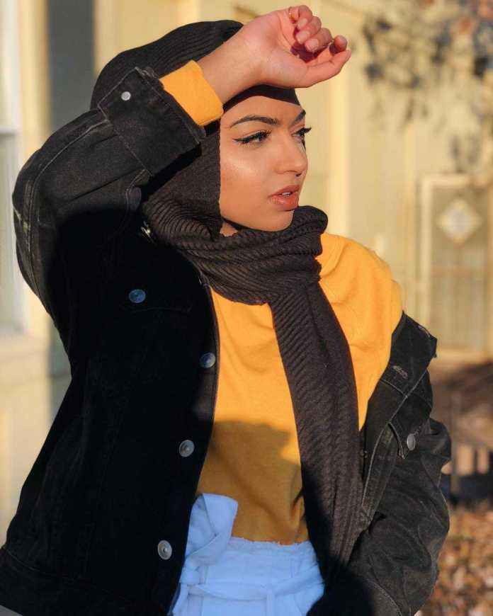 Muslimah Style: Erum Ahmed Makes A Mark With Her Simple But Fashionable Modest Style 2
