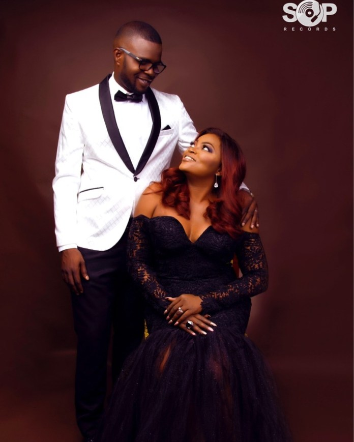 """My King!"" Funke Akindele Pens Heartwarming Message To Hubby As He Turns A Year Older 5"
