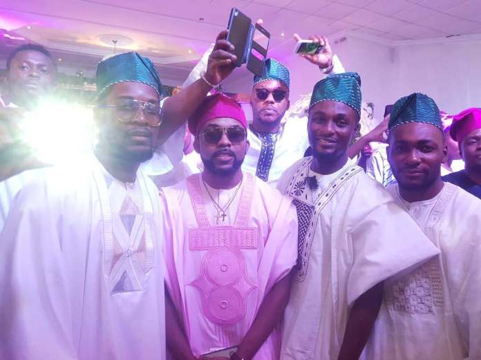 More Photos From Actor Gabriel Afolayan's Wedding 5
