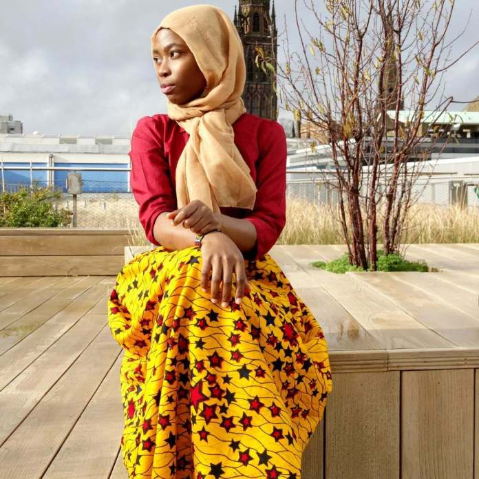 Jummah Fashion: 5 Ankara Styles To Rock With Your Hijab This Weekend 5