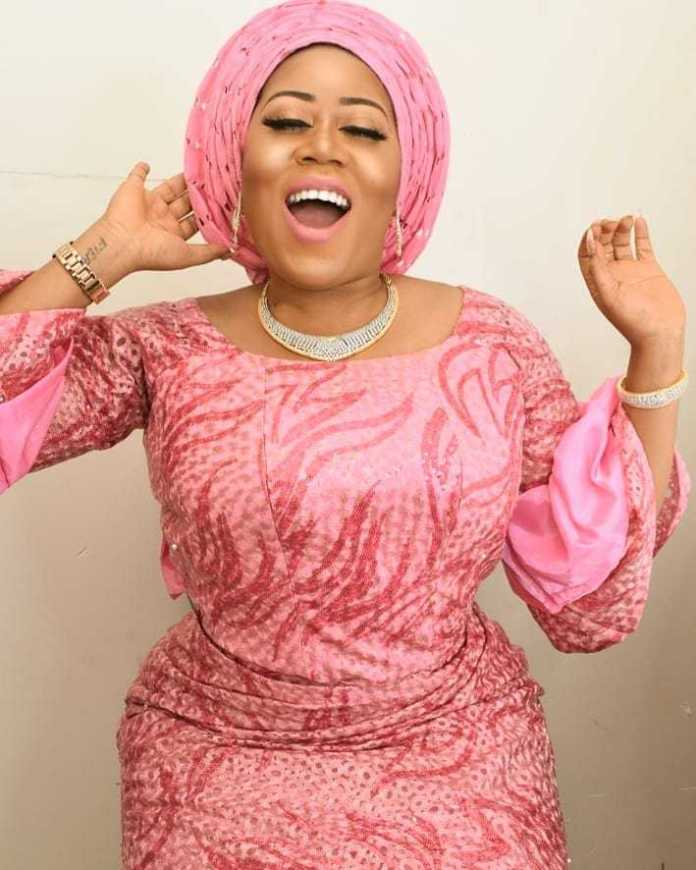 Celebrity Beauty Of The Day: Moyo Lawal Stuns In Traditional Attire 2