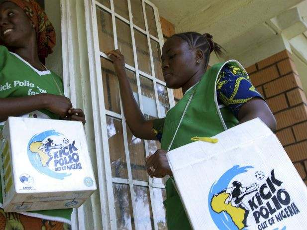 Polio Vaccinators Had To Purchase 25 Cartons Of Candy To Woo Kids For Immunization In Jigawa State 2